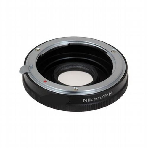 Pentax K Lens to Nikon Adaptor - Pentax K Lens to Nikon Camera Adaptor